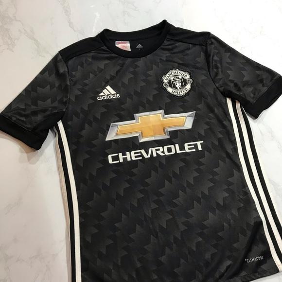 best loved 4d950 e4edb Manchester United Adidas Performance Tee NWOT